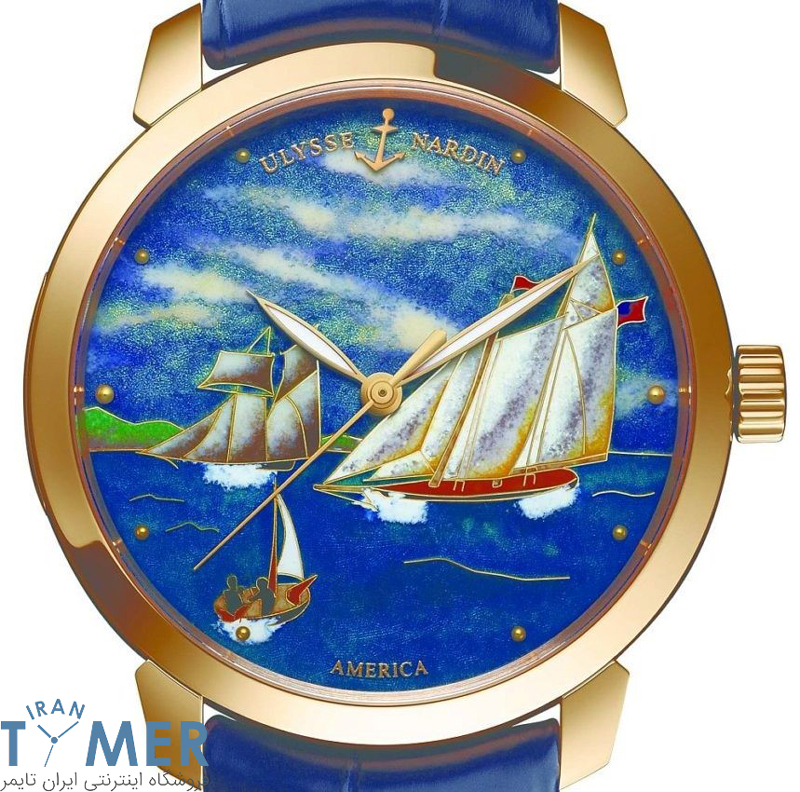 Ulysse Nardin Classico America Watch Watch Releases