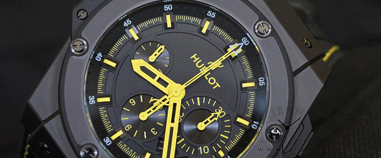 9a651a3b7 بررسی ساعت بنگ 692 هوبلو – Hublot 692 Bang