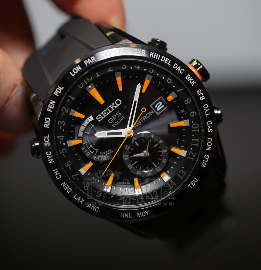 ُSeiko Gps Watch 2013 astron