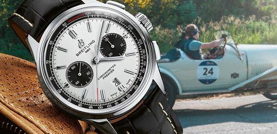 ساعت جدید برایتلینگ Premier B01