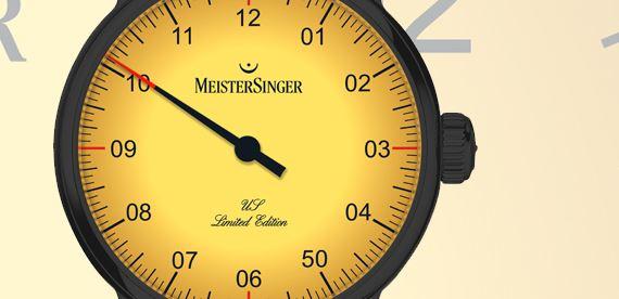 میستر سینگر  (MeisterSinger) یو اس، عرضۀ محدود