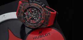 ساعت مچی Big Bang از برند سوئیسی هابلوت
