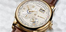 ساعت مچی دو زمانه جذاب از برند A. Lange & Söhne
