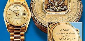 رؤسای جمهور آمریکا و ساعتهایشان