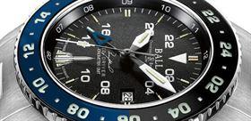 ساعت مچی که با الهام از رکورد پرسرعت ترین هواپیما ساخته شد
