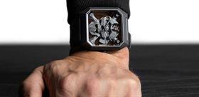 ساعت مچی با طرح جمجمه متفاوت و جدید