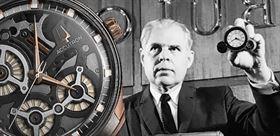 شصتمین سالگرد ساعتی که به فضا رفت
