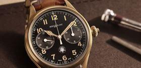 نسخه جدید ساعت مچی مردانه کلاسیک مونت بلانک(Montblanc)