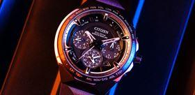 جدیدترین ساعتمچی سیتیزن بابدنه تیتانیوم