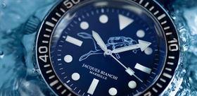 غواصی در صفحه ساعت مچی جدید مخصوص غواصان فرانسوی