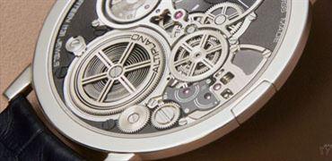 ساعت مفهومی Altiplano Ultimate باریکترین ساعت مکانیکی جهان از پیاژه (Altiplano Ultimate Concept Watch)