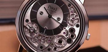 معرفی نازکترین ساعت اتوماتیک جهان توسط پیاژه (Piaget Altiplano Ultimate 910P)