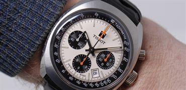 کرونوگراف تیسوت هریتیج 1973 (Tissot Heritage 1973 Chronograph)
