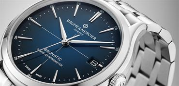 Baume & Mercier  مجموعۀ Clifton Baumatic