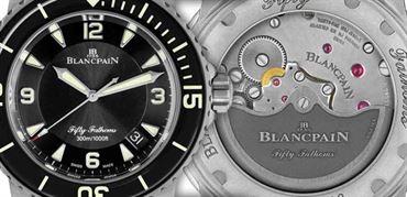 بلنک پین (Blancpain) فیفتی فاتومز اتوماتیک
