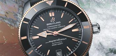 بررسی مختصری از Breitling Superocean Heritage II