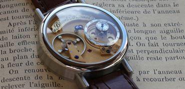 معرفی ساعت مچی دستساز (بدون CNC) از بریوت نودات