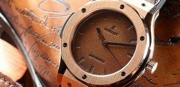 زمان زنده ! ساعت هایی که با مواد طبیعی ساخته شده اند