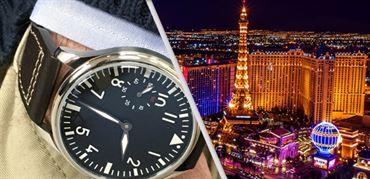 کارگاه ساخت ساعت در بزرگترین نمایشگاه ساعت در لاسوگاس