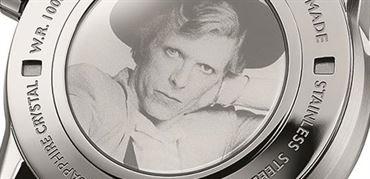ساعت دیوید بُوی تولید محدود از ریموند ویل