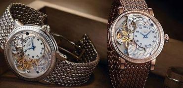 ده ساعت از معروفترین ساعتهائی که از جنس طلا ساخته شده اند