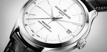 مدل جدید Clifton Baumatic از برند Baume & Mercier