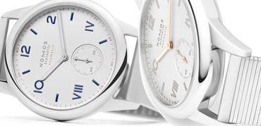 Nomos اولین ساعت دستبندی خود را در خط Club Campusعرضه می کند