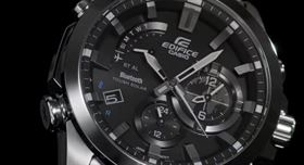 تمرکز در طراحی و تکنولوژی با ساعت های ادیفیس کاسیو (casio EDIFICE)