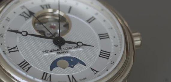 ساخت ساعتهای لاکچری فریدریک کنستانت  + ویدئو
