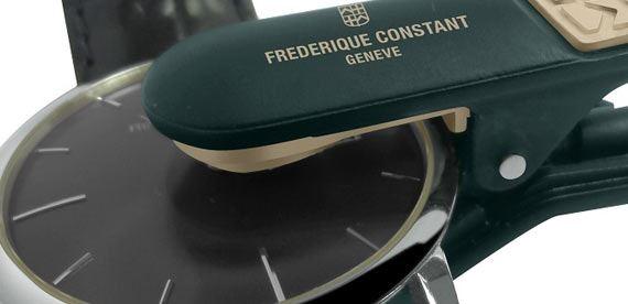 گیره اندازه گیری دقت ساعت از برند فردریک کنستانت