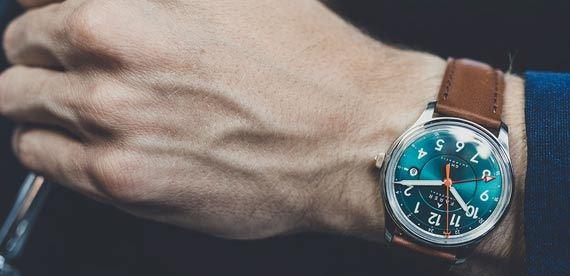 ارائه ساعت ارزانقیمت و رنگارنگ فارر جیامتی (Farer GMT)