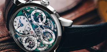 معرفی ساعت Legacy Machin Perpetual Titanium از برند MB&F