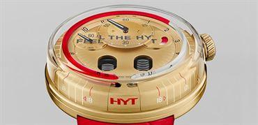 ساعت Feel H0 از HYT با تولید تنها 5 عدد