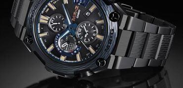 معرف ساعت جیشاک MR-G ایندیگو هَمِرتون