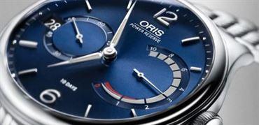 خلق دوباره ساعت آرتلیتر از اوریس، به رنگ آبی