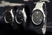 Emporio-Armani---'Titanium'-Watch-Collection