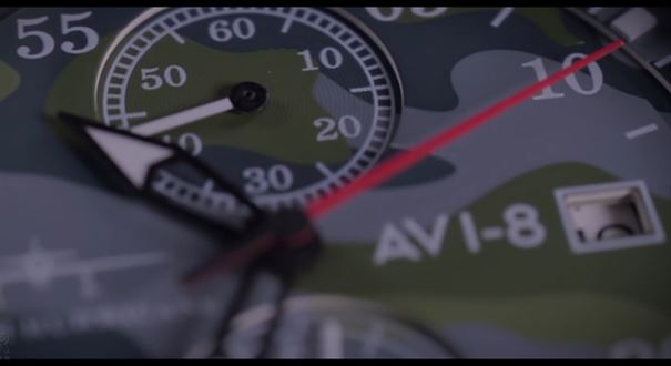 AVI 8 Hawker Hurricane AV-4013 Camouflage