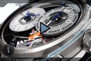 غول جادویی شماره ی 2 بروا، ساعت هوای سیاه - Breva Genie 02 Air Black Watch