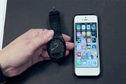 Martian Notifier - Pairing Your Watch to iOS Device