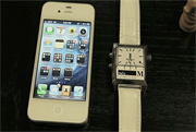 Pairing Martian Voice Command Watch with iPhone