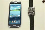 Pairing Martian Voice Command Watch to Samsung Galaxy S3 Android Phone