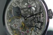 ساعت اسکلتون ارنشا (Bauer Collection)