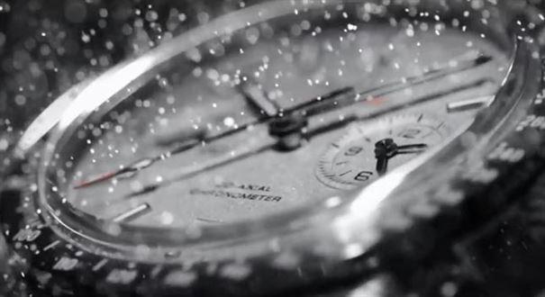 ساعت اُمگا (Omega speedmaster gray side of the moon)
