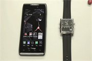 Pairing Martian Voice Command Watch with Droid Razr Maxx Android Phone