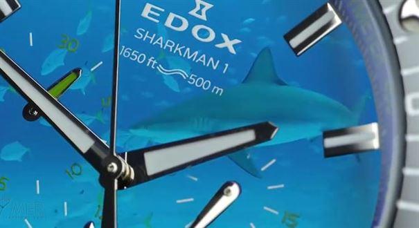 تجربه یک غواصی حرفه ای با ساعت ادوکس