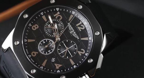 ساعت کورناوین (cornavin watches)