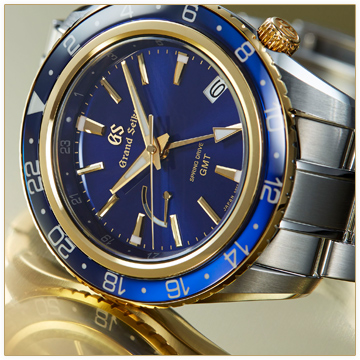 Grand Seiko Launches the Spring Drive GMT SBGE248