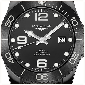 Longines Expands HydroConquest Collection