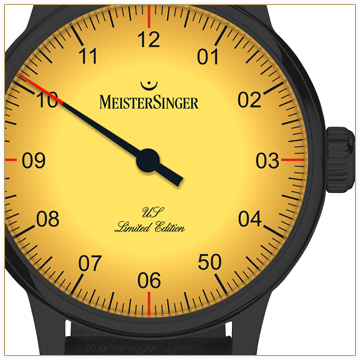 MeisterSinger U.S. Limited Edition for 2019